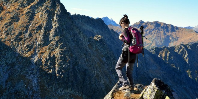 Jack Wolfskin Crosswind 24 – plecak dla kobiety na jednodniowe wycieczki