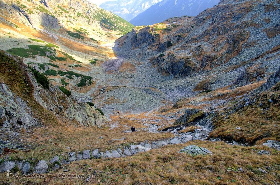Szlak na Wrota Chałubińskiego