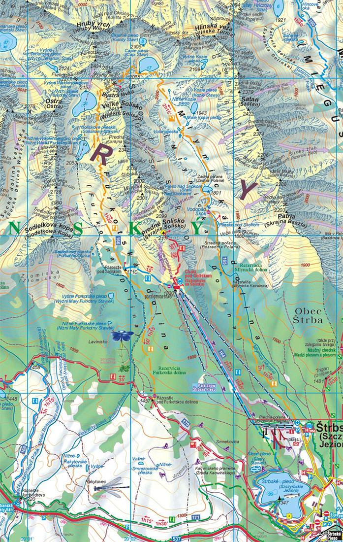 Mapa Wyd. Sygnatura