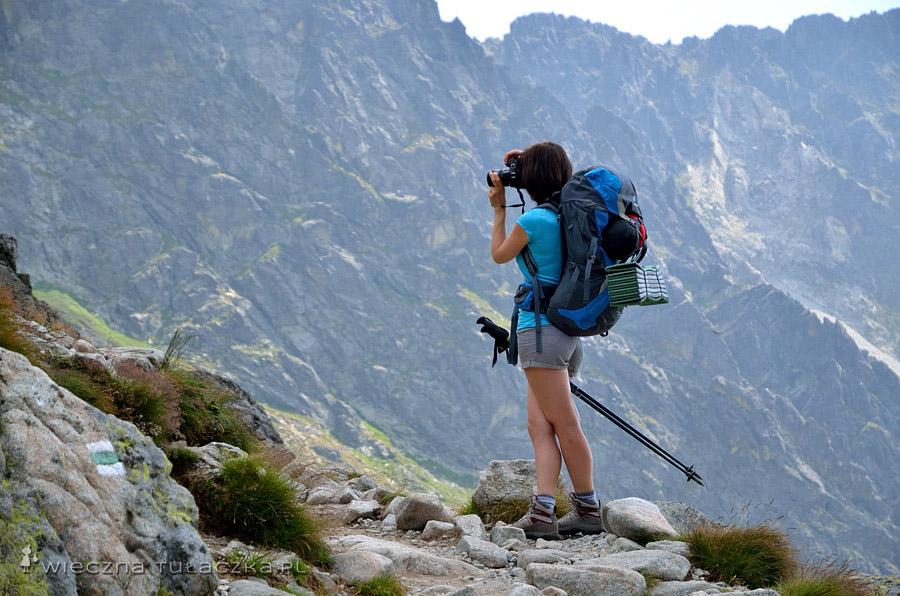Opis szlaku do Doliny Pięciu Stawów Spiskich