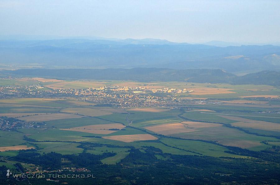 Poprad i Niżne Tatry
