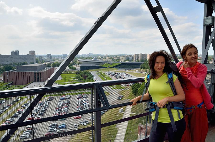 Katowice, wieża widokowa