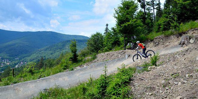 KBŚ: Kozia Góra na rowerze!