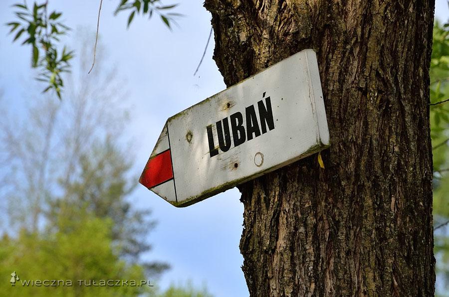 Szlak na Lubań