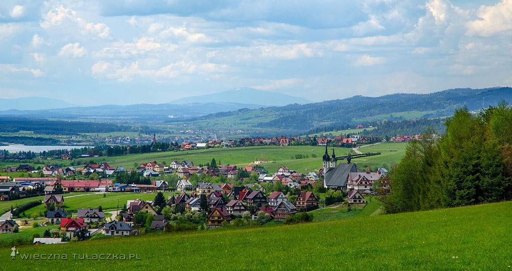 Kluszkowce oraz Babia Góra