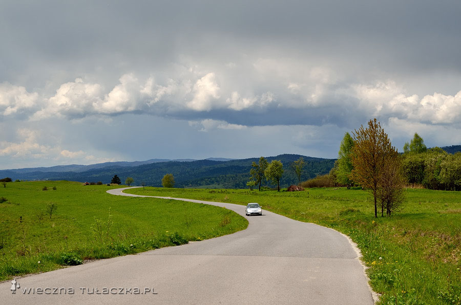 Szlak do Czorsztyna