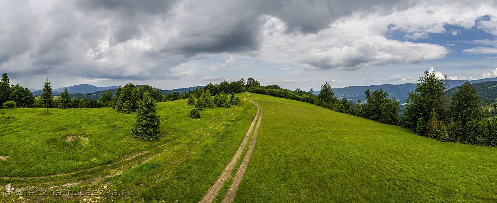 Stary Groń, Beskid Śląski
