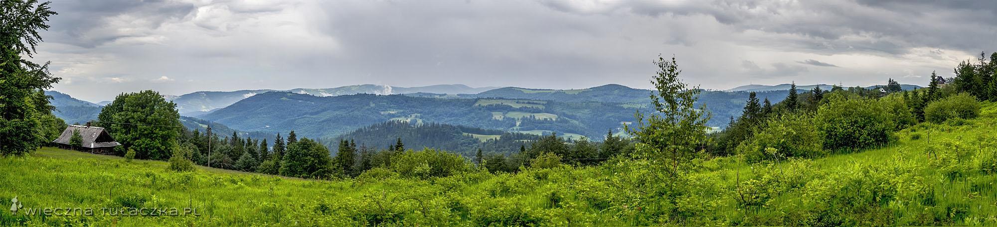 Trzy Kopce Wiślańskie, Beskid Śląski