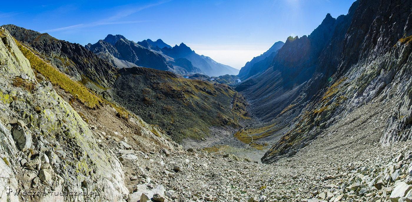 Dolina Staroleśna z Rohatki