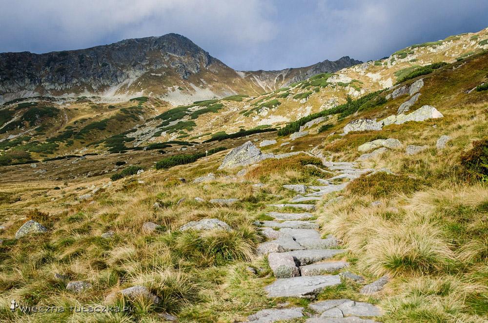 Szlak w Dolinie Pięciu Stawów