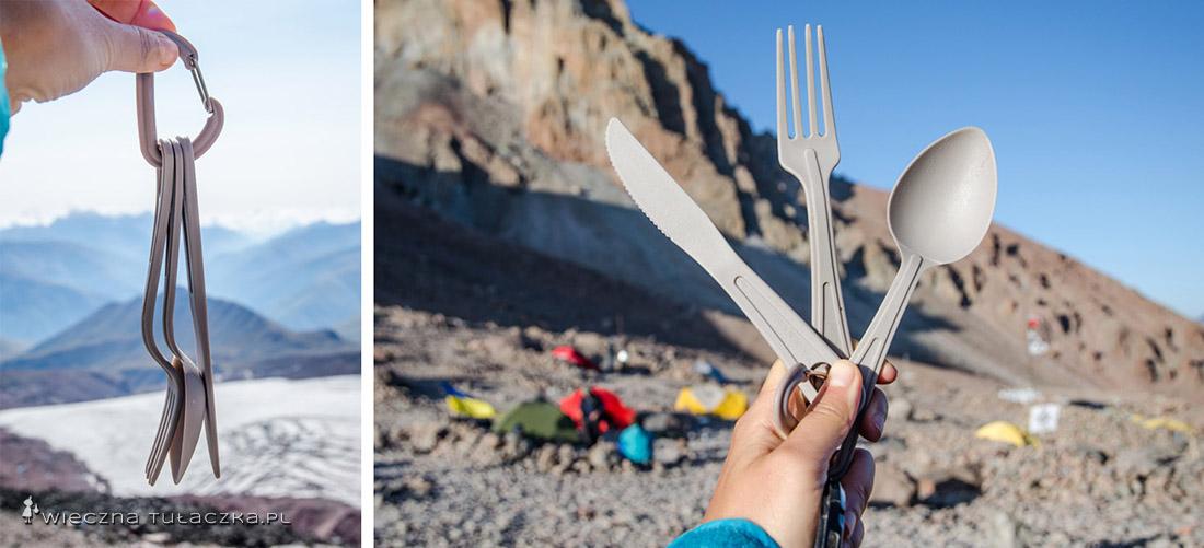 Sztućce Camp Cutlery