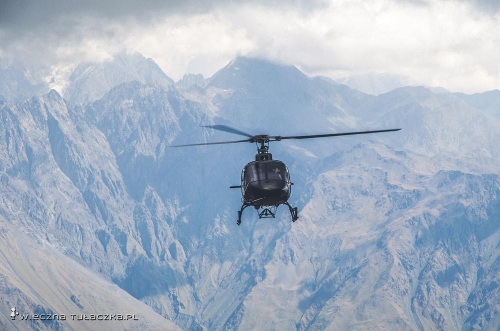 Akcja ratunkowa na Kazbeku