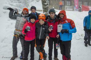 Wspinaczka lodowa, Wintercamp