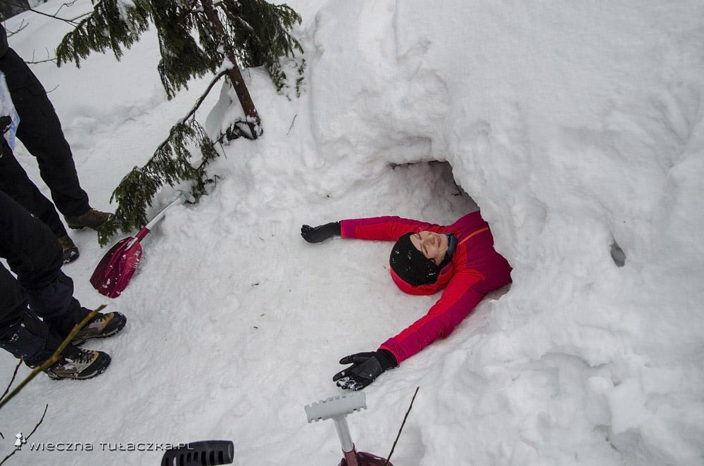 Szkolenie biwakowe, Wintercamp