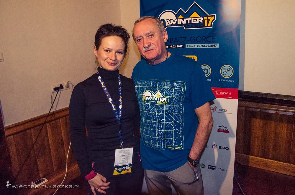 Krzysztof Wielicki, Wintercamp 2017