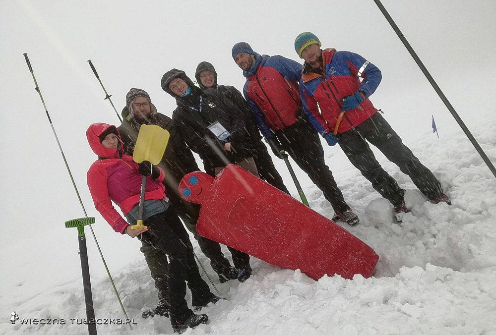 Szkolenie lawinowe, Wintercamp 2017