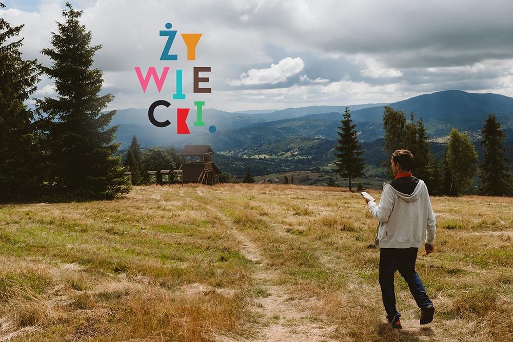 Wielka Racza z okolic Zwardonia