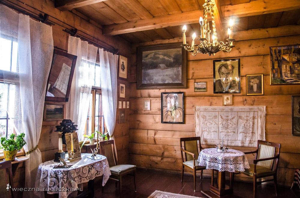 Muzeum Kasprowicza na Harendzie, Zakopane