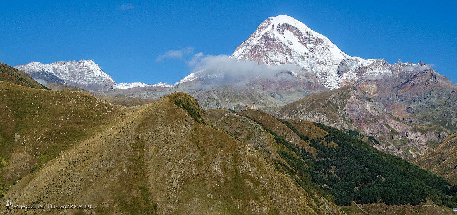 Kazbek z Kazbegi