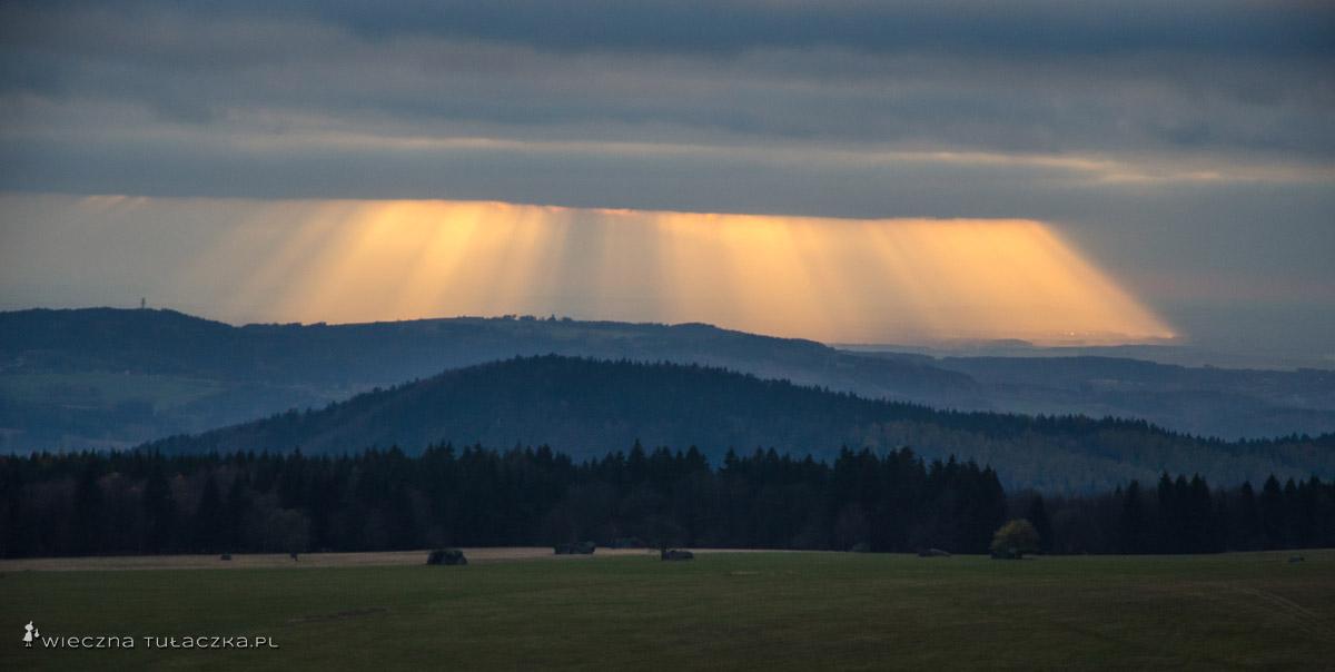 Narożnik, Góry Stołowe