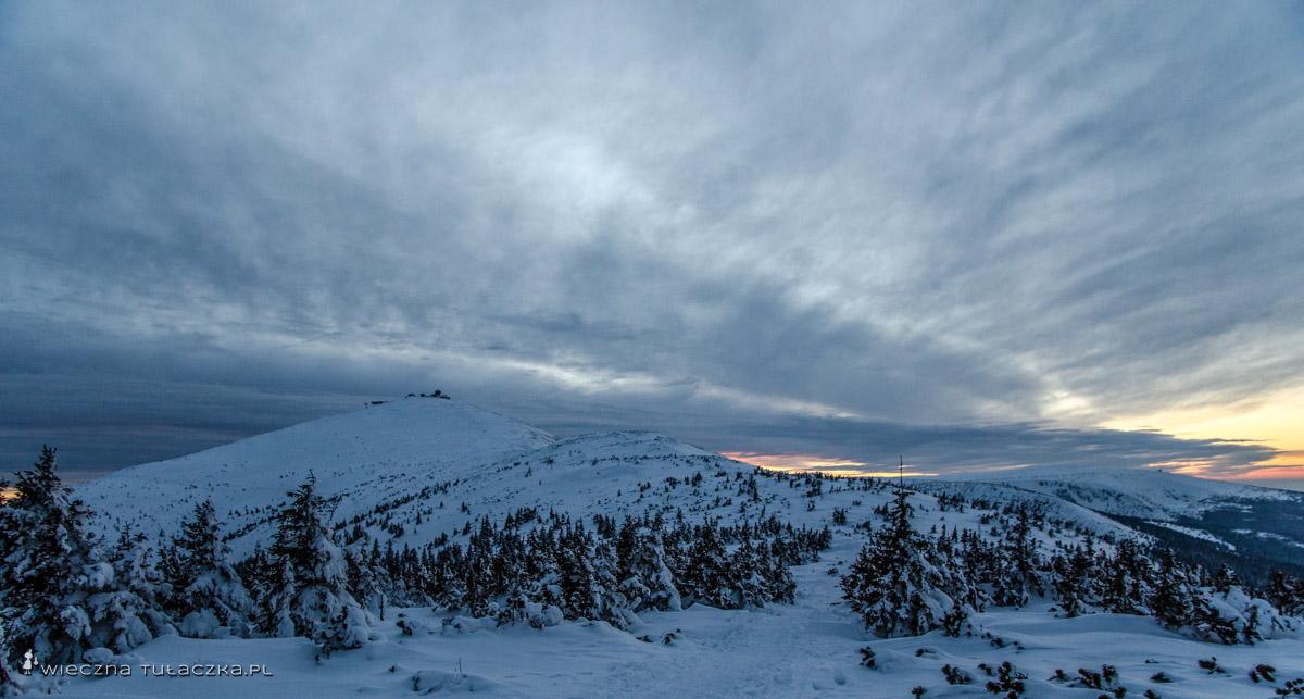 Śnieżka (1602 m)