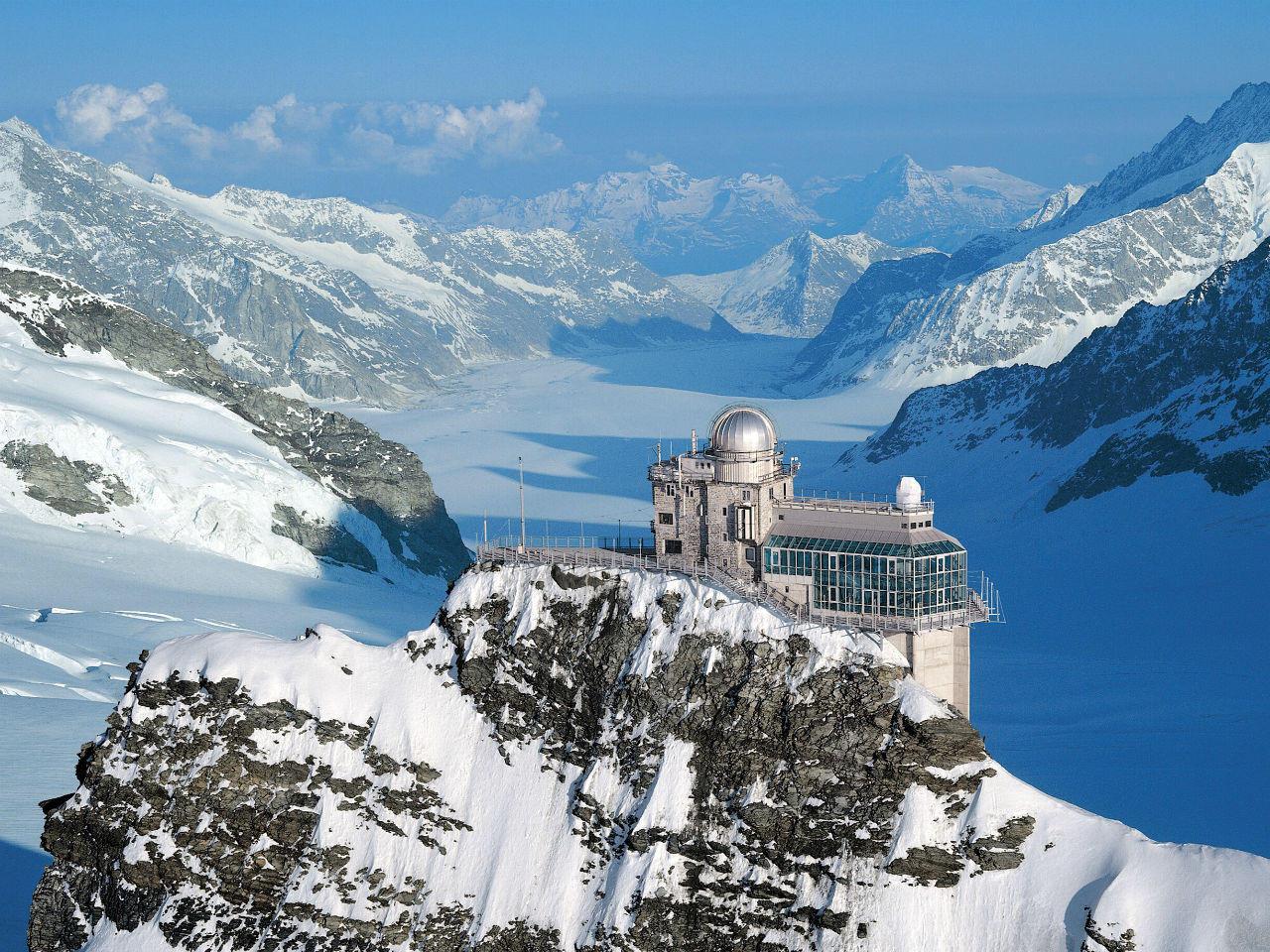 Jungfraujoch, Szwajcaria