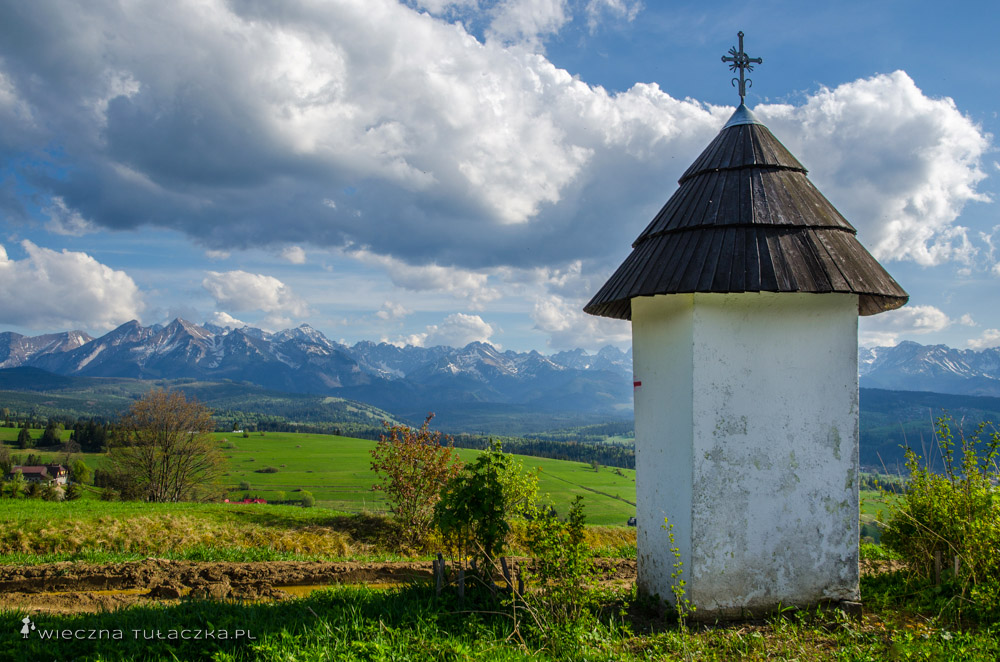 Kapliczka na Spiszu