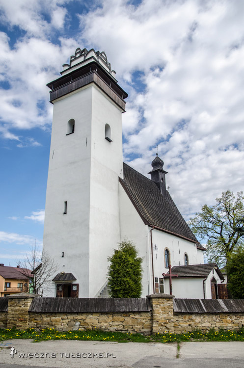Kościół św. Marcina, Krempachy