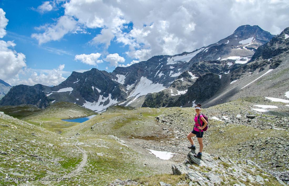 Szlaki w Alpach