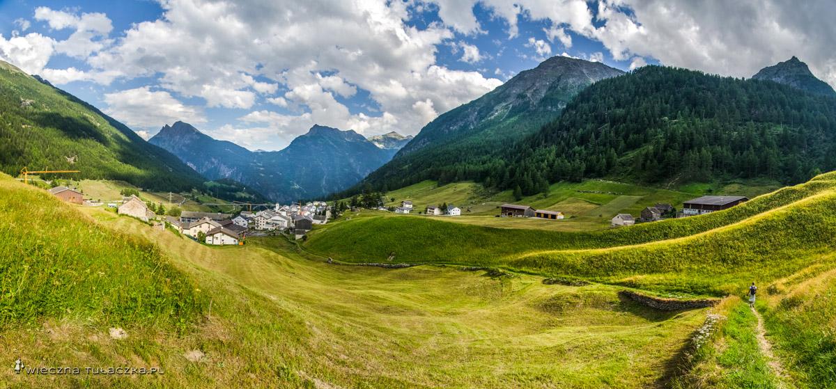 Simplon-Dorf Szwajcaria