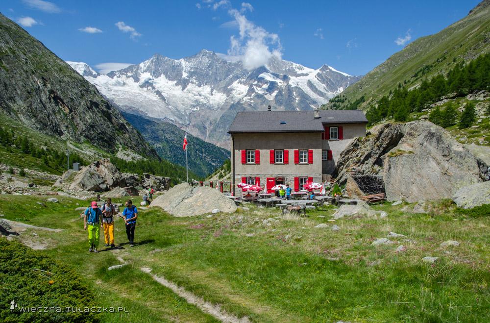Almagelleralp, Szwajcaria
