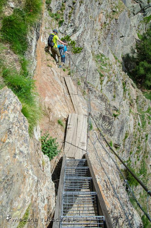 Szlak do Furggstalden