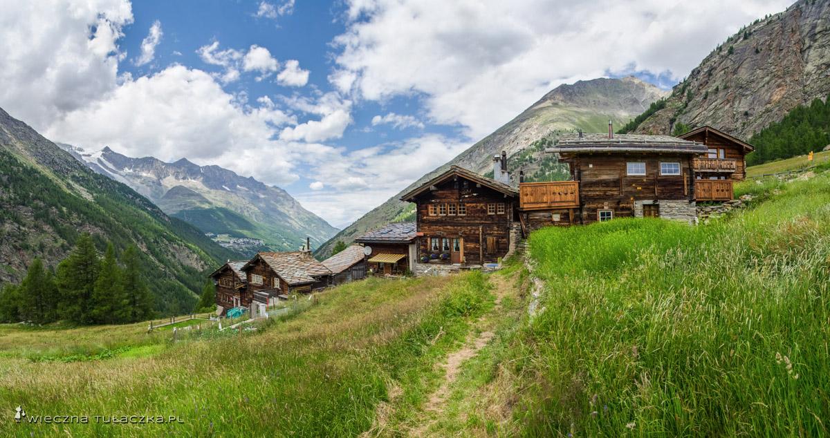 Furggstalden, Saas-Almagell