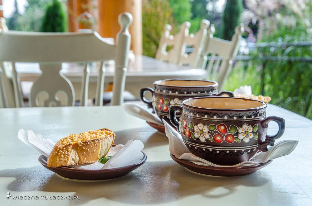Zupa rakowa, Podkarpackie smaki