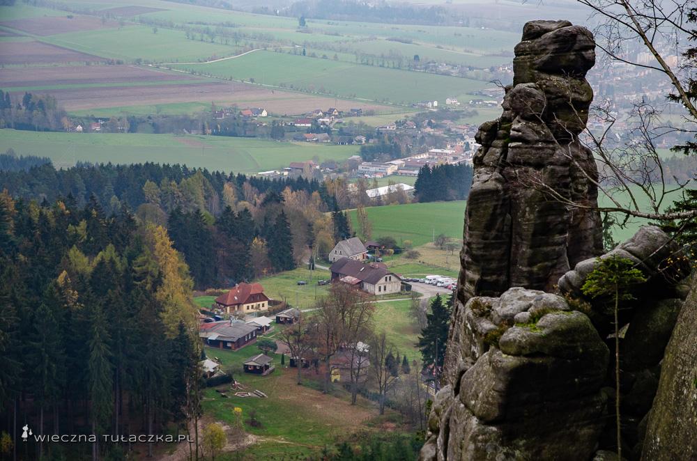 Cyganka, Ostasz