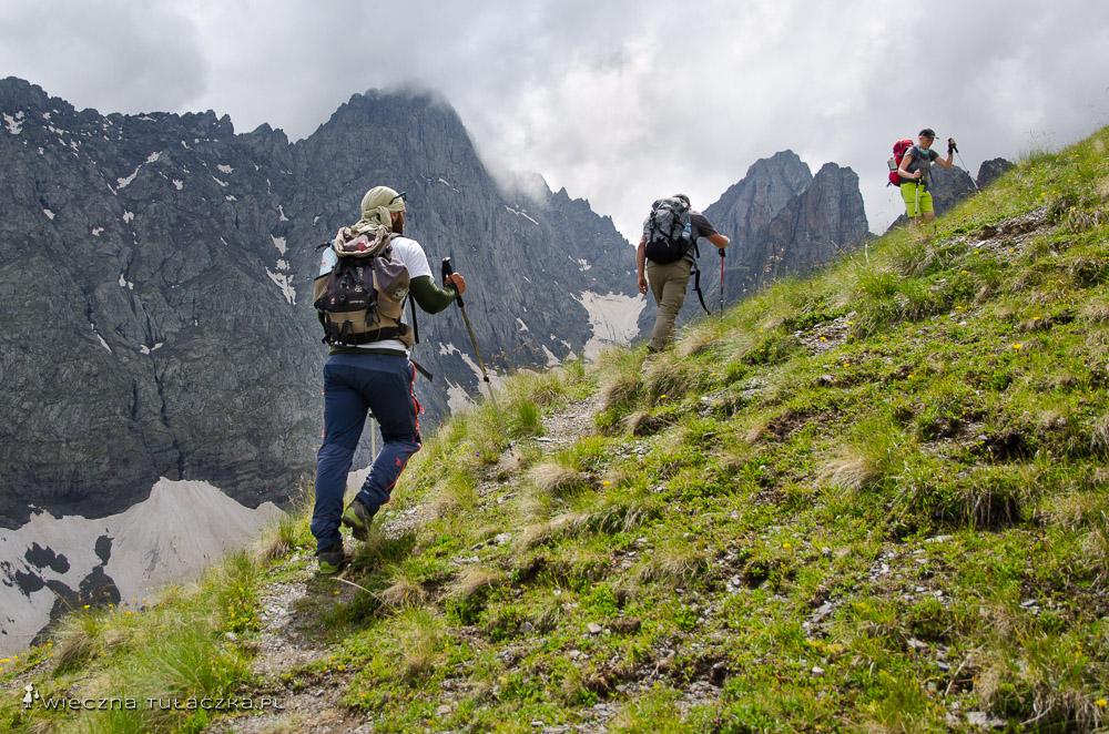 Ścieżka z Roszki na Czauczi