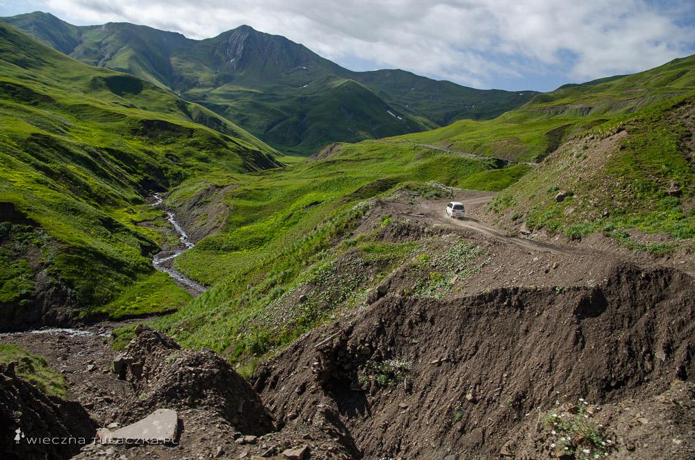 przełęcz Datvisjvari
