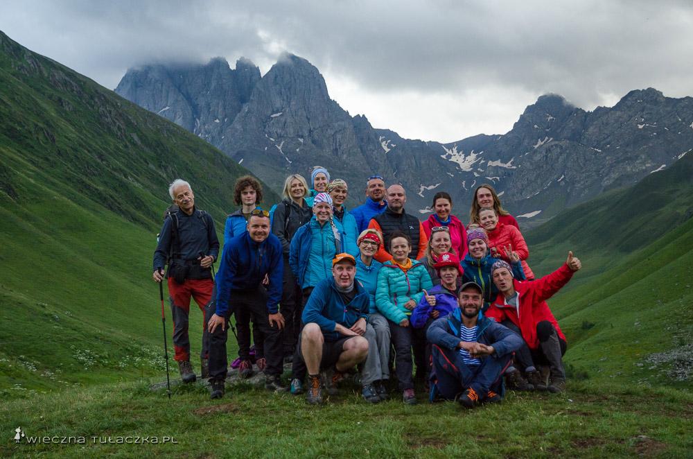Gruzińskie Dolomity