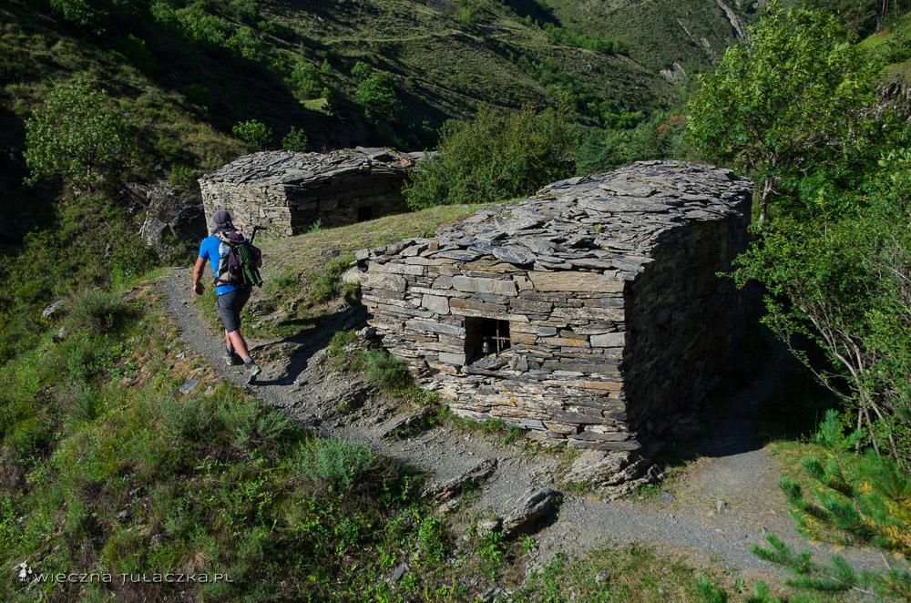 Dom Umarłych w Gruzji