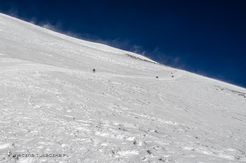 Podejście na Elbrus