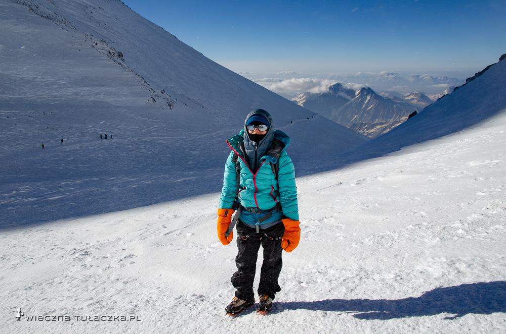 Podejście na Elbrus, Rosja