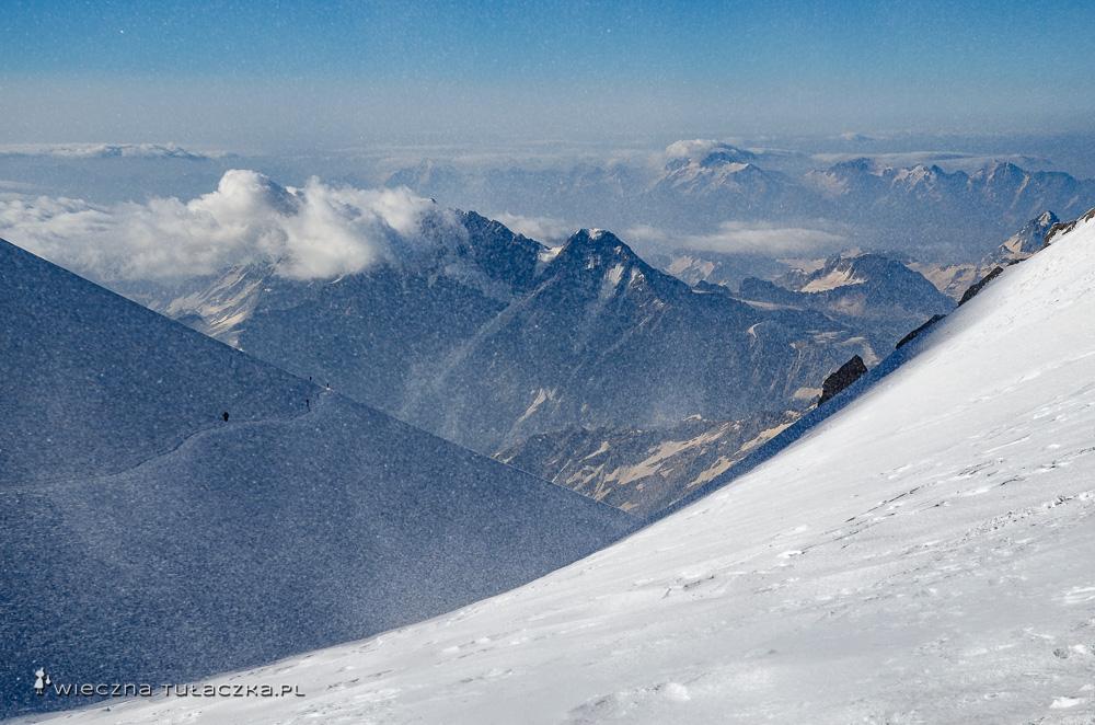 W drodze na Elbrus