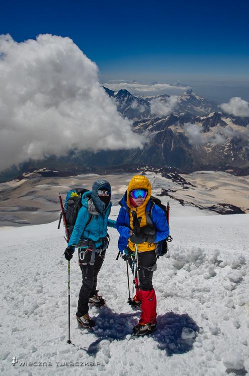 Szlak na Elbrus