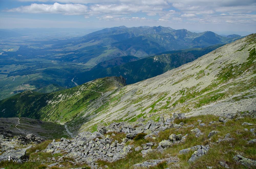 Tatry Zachodnie z Krywania