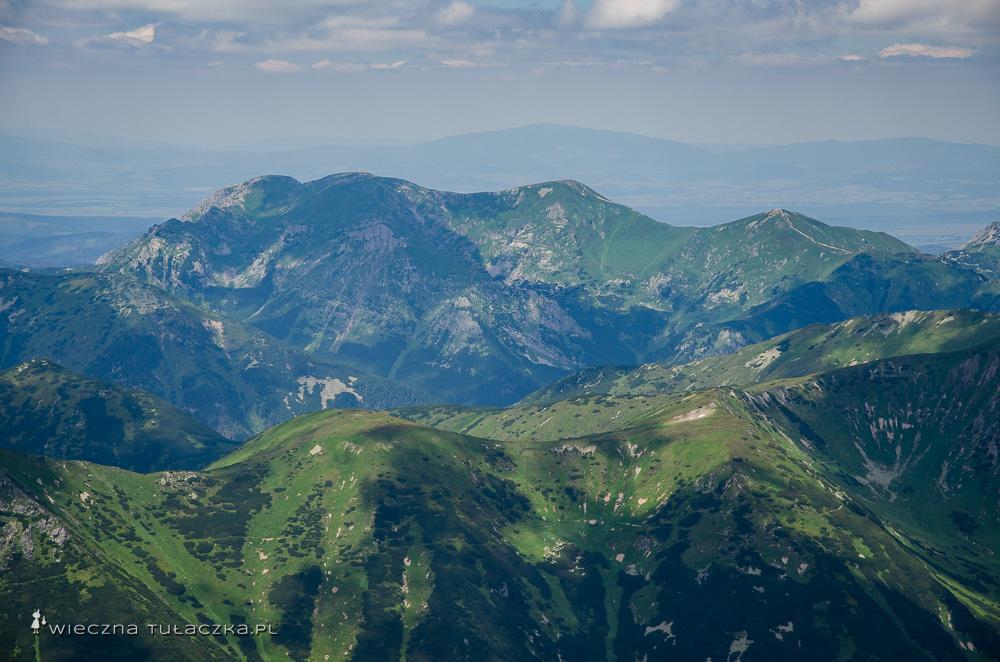 Babia Góra z Krywania