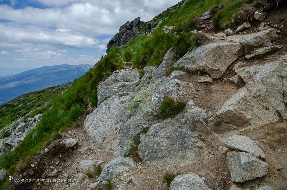 Zielony szlak na Krywań