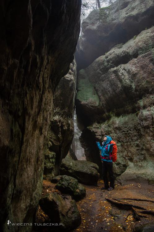 Radkowskie Skały, atrakcja Gór Stołowych
