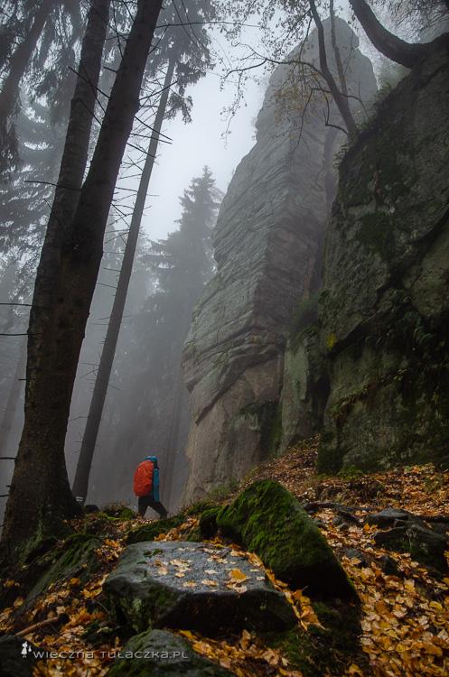 Atrakcje Gór Stołowych