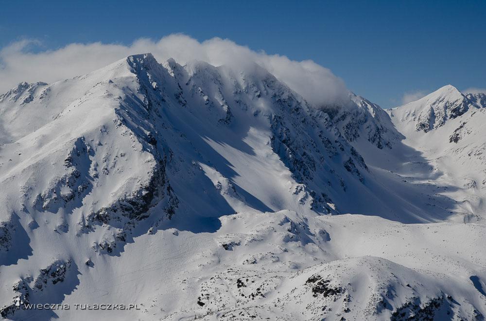 Pomysł na zimową wycieczkę w Tatrach
