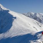 Zimowa wycieczka z Hali Gąsienicowej na Kasprowy Wierch